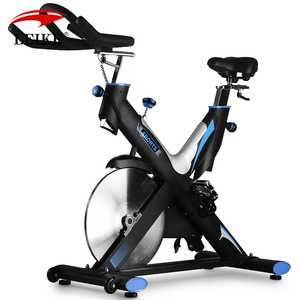 Belt Driven, 330 lbs Weight Capacity, Commerical Indoor Cardio Cycling Racing Machine Spinning Bike Magnetic