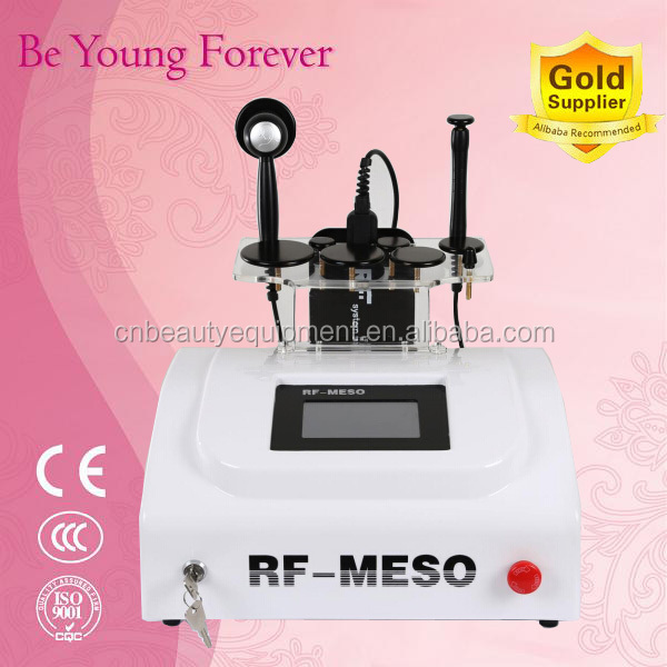 7 Korea RF tips Monopolar RF Radio Frequency Rejuvenation Beauty Machine BR-03C