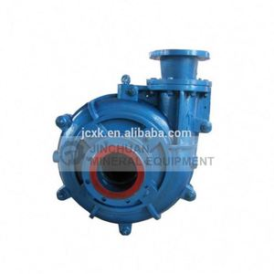 High chrome slurry pump used sand dredge pump sale