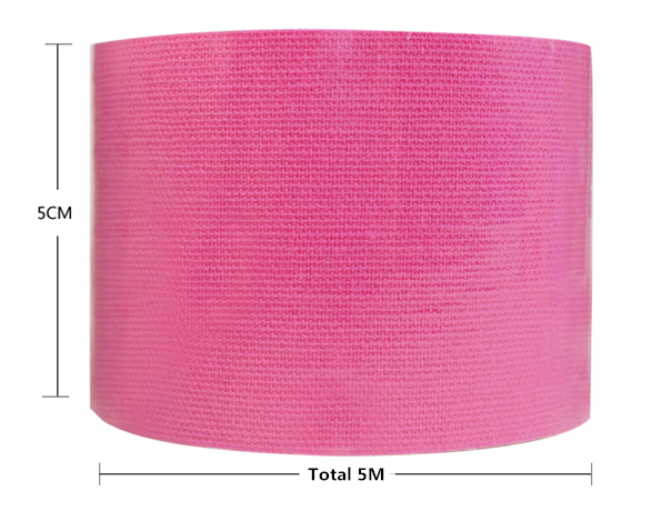 Low Price Colored Medical Disposable Sport Tape Kinesiology