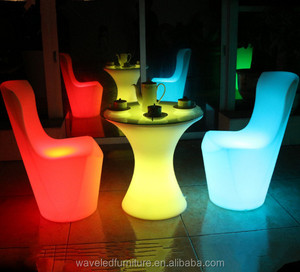 party club remote control 16 color changing chair light led chair