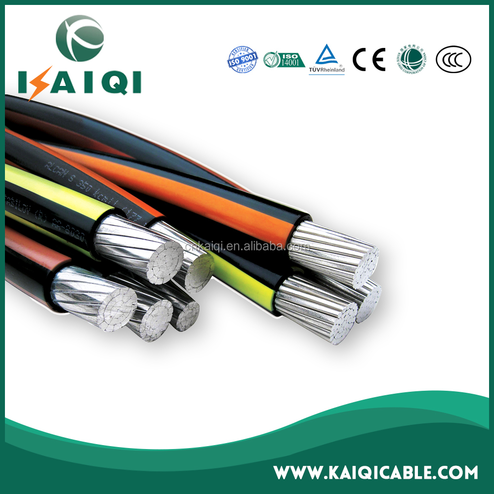 Overhead Power Transmission Used Xlpe Twisted Aluminum Abc Cable Copper Or Wiring Buy Cabletwisted Cablexlpe Product On