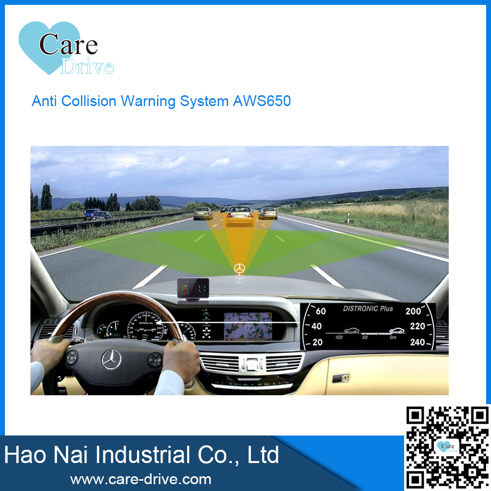 vehicle anti collision device lane departure warning system
