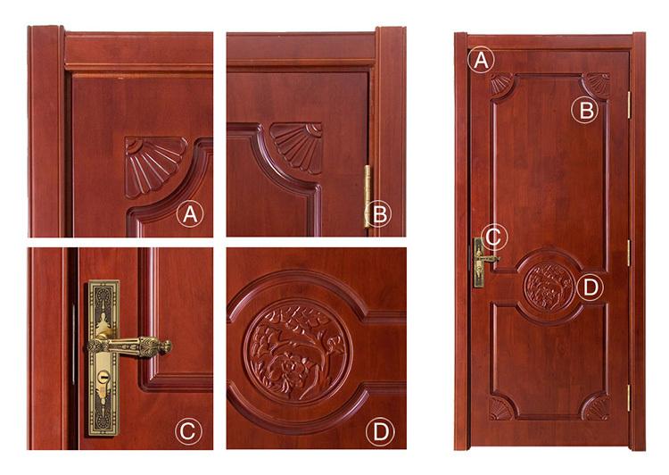 Simple Design Standard Bedroom Door Modern House Doors Main Door ...