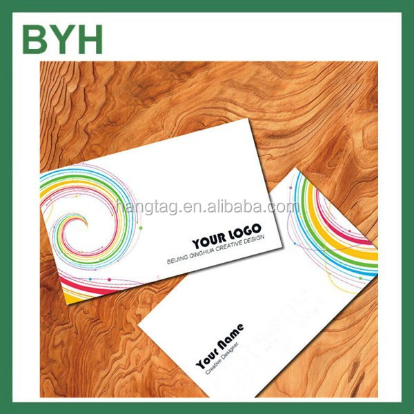hot sale business cards with colorful print,600gsm letterpress cotton paper business card,paper business card with spot UV