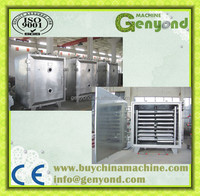 Hot Product Low Temperature vacuum Tray Dryer