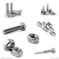 All kinds of stainless steel fasteners manufacturer from China