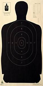Energetic Weight Tag Board 50 Foot Range Slow Fire Pistol Paper Target Shooting 50pcs Sporting Goods