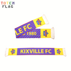Customized High Quality Football Soccer Sports Fan Scarf