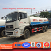 New design25 cubic meters road street water spray truck