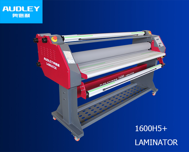 Automatic Roll to Roll Lamination Applicator, Cold Laminator for Printing Graphic laminating ADL-1600H5+