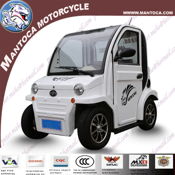 2017 New Electric Car 4 Wheeler Mileage 130km