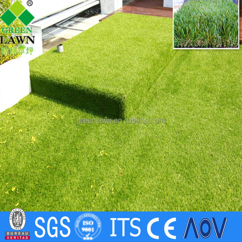new product artificial landscape turf price for landscaping