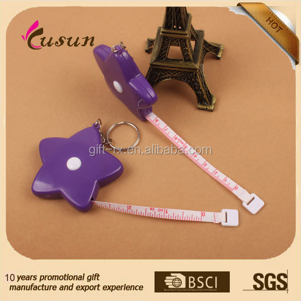 wholesale supply all kinds novelty mini measuring tape,body tape measure,printable measure tape
