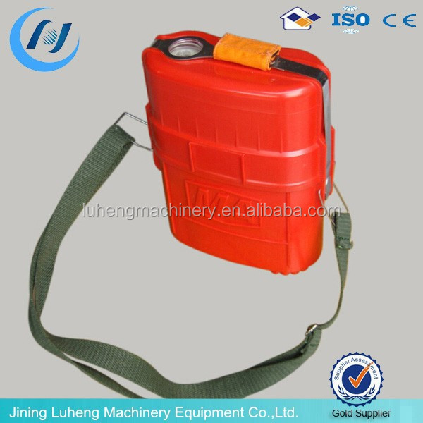 coal mine emergency chemical portable respirator