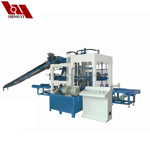 Advanced technology and reliable performance aac block machine and price(QT4-15)