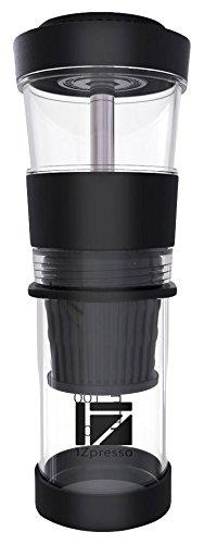 1Zmaker Portable Manual Espresso Maker Mini Hand Pressure K-Cup Capsules Coffee Machine