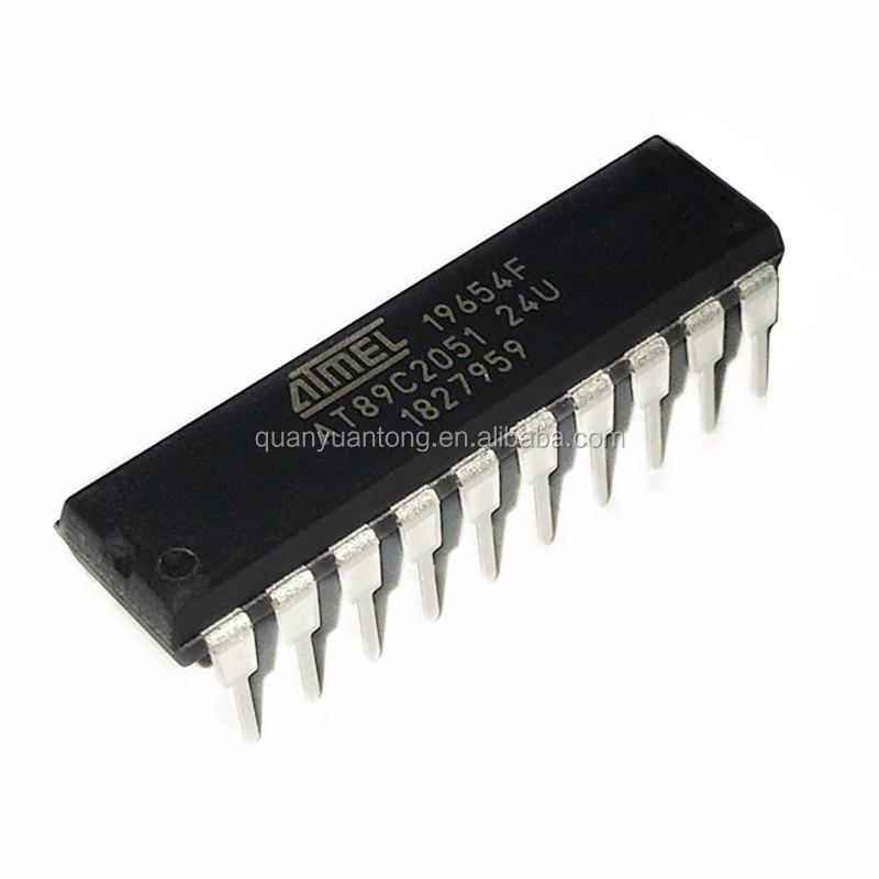 5 x N79E8251 DIP20 Integrated Circuit Chip