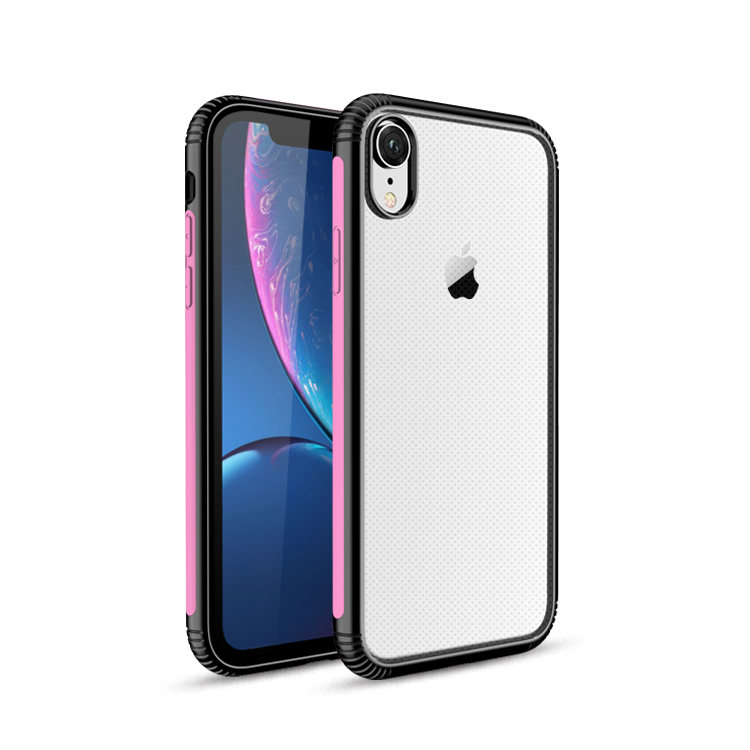Clear View Tpu Mobile Phone Cover Case For Iphone Xr Cover For Apple x Xs Xsmax