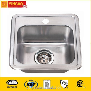1515 The Best Quality Kitchen Sinks Single Bowl Undermount