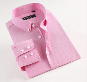factory wholesale shirts oxford solid shirts