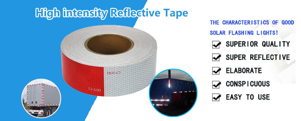 pink reflective tape with Free Samples single or double color