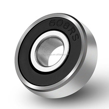 High Precision Deep Groove Ball 608 2RS ZZ Bearing For Fidget Spinners