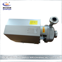 Good Price High End Vertical Detachable Coupling Inline Sanitary Centrifugal Pump