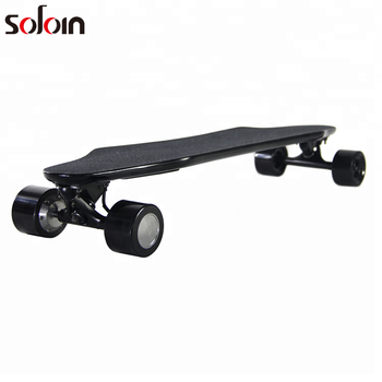 Remote Control Skateboard >> 4 Wheel Remote Control Electric Skateboard Buy Remote Control Electric Skateboard Off Road 4 Wheel Golf Cart 4 Wheel Balance Electric Longboard