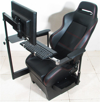 Gaming Sofa Chair Adjule 14 Position Floor Chair Folding