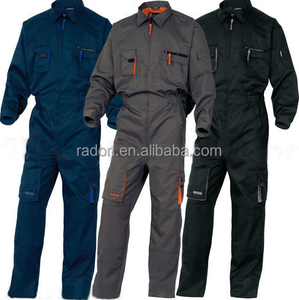 Men's Work Boiler Suit Coveralls Mechanics engineering uniform workwear
