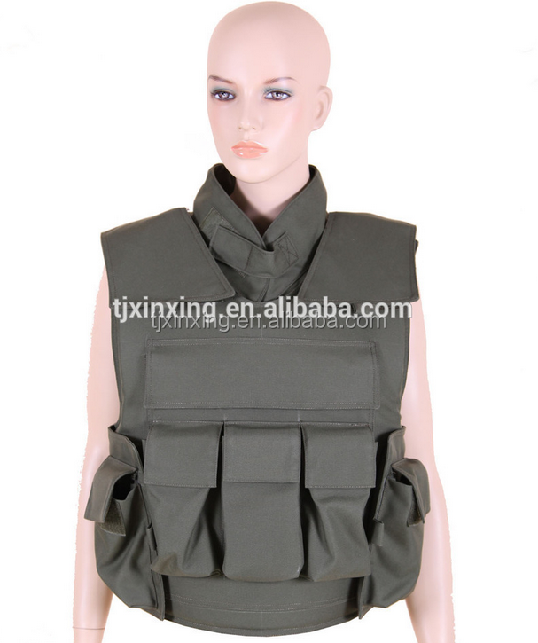 covers for bulletproof vest ballistic made in china