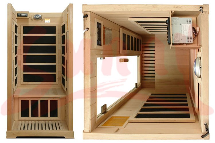 Infrared Sauna,Sauna Cabinet,Mini Sauna Room For 1 Person