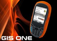 GIS One PDA rugged Mobile Computer with precision Differential GPS, Smartphone, Bluetooth, WiFi, DGPS, Photocamera