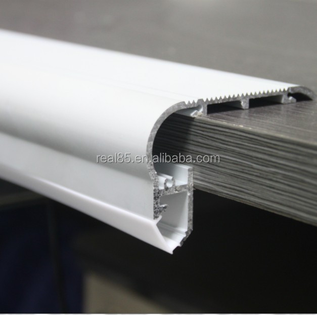Stair Led Extrusion,Illuminated Stair Nosing.frosted/clear Cover.10~12mm  Width Led Strip,Shenzhen Factory   Buy Stair Led Extrusion,Stair Led  Extrusion ...