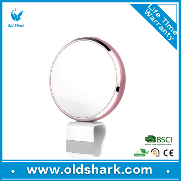 Mini Rechargeable mobile phone led light selfie flash light selfie led ring light