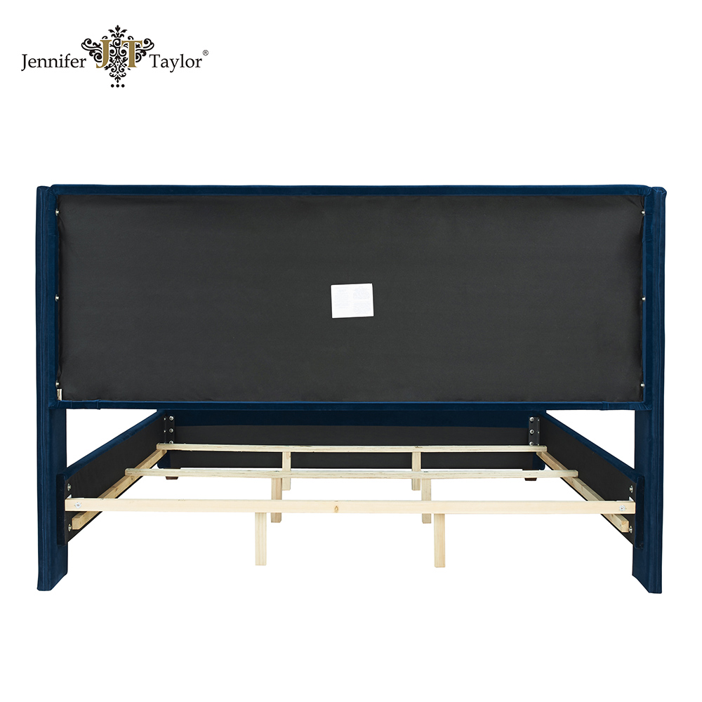 China Wood King Bed, China Wood King Bed Manufacturers and Suppliers ...
