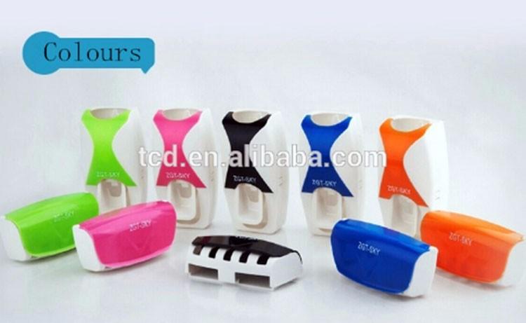 Automatique dentifrice distributeur lectrique couverte - Porte brosse a dent electrique ...