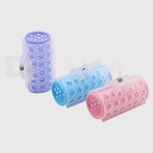 Wholesale cheap soft plastic hair curlers roller for girls