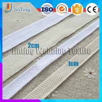 Twill Herringbone 1 inch Cotton webbing for Apron