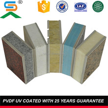 fiber cement exterior wall thermal insulation board