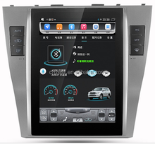 12.1 inch baru layar vertikal <span class=keywords><strong>besar</strong></span> mobil dvd player untuk toyota camry 2006-2012 dengan android6.0, quad core, obd, BT, RDS, gps stereo