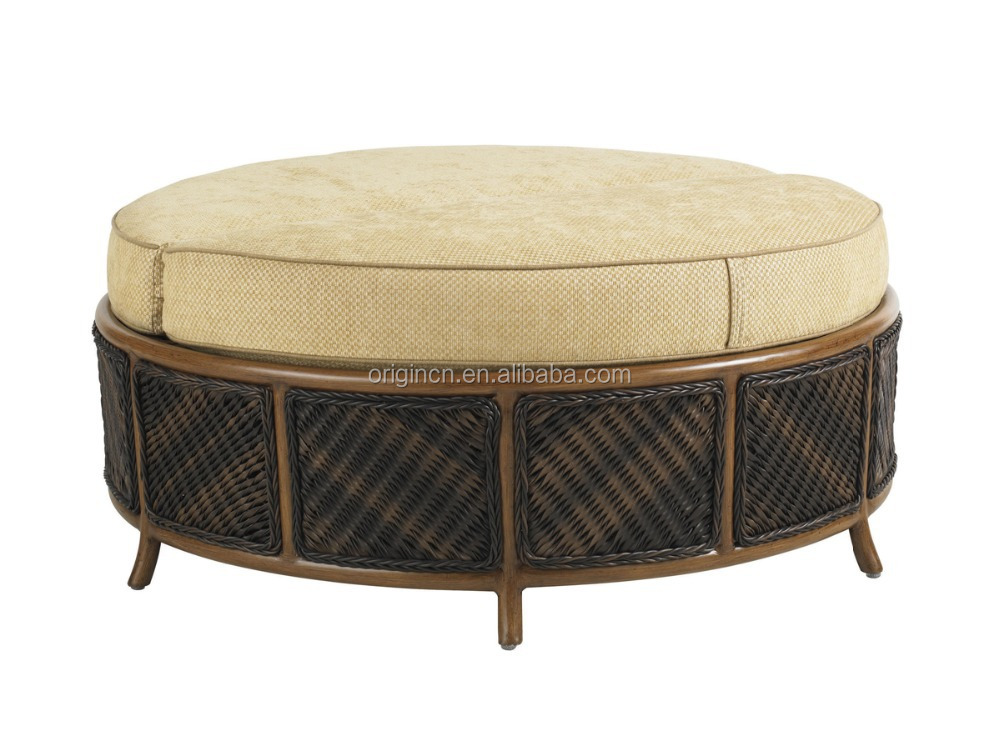 Tropical Island Design Wicker 3 Seat Sofa And Storage
