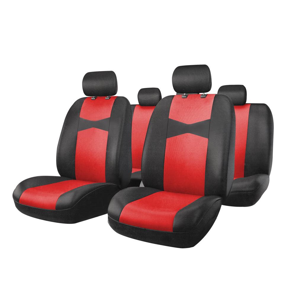車用の高品質のカーファブリックシートカバーのデザインのためのヨーロッパの人気の売れ筋工場直接供給