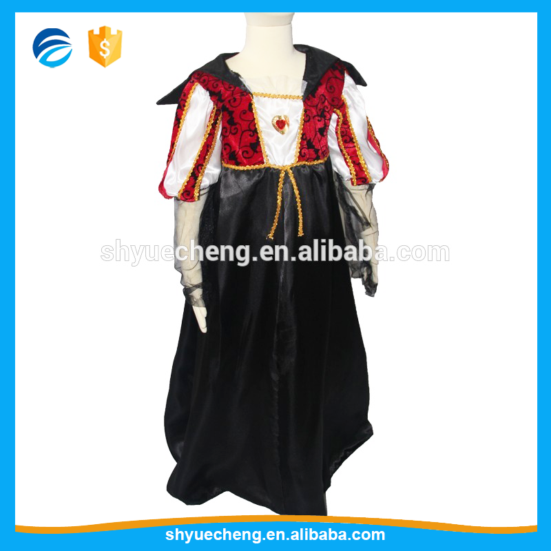 Cosplay costume princess for children