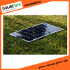 100w flexible solar panel flexible monocrystalline Sunpower 12V solar module charger