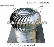 Roof No Power Turbo Fan/Ventilator for warehouse wind ventilation China Made
