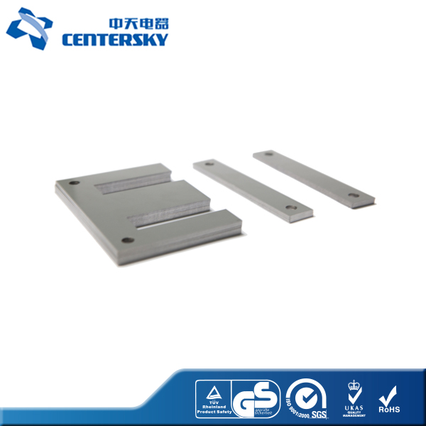 popular magnetic material  CRNGO 50A600 silicon steel EI core