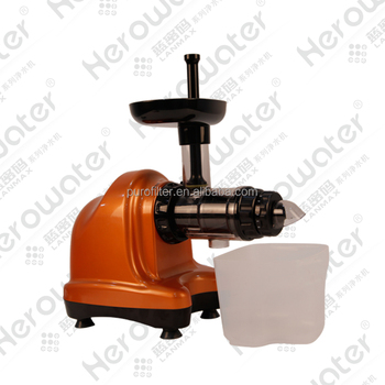 Slow Juicer Fruits Vegetables Juice Extractor ,hot sales the newest slow juicer