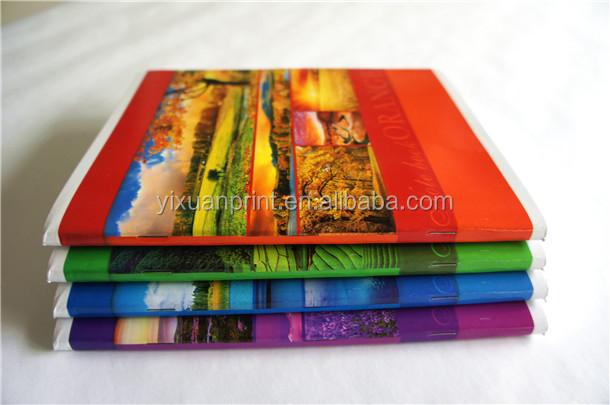 Yixuan Beautiful Sight Decorating School Exercise Notebooks Buy